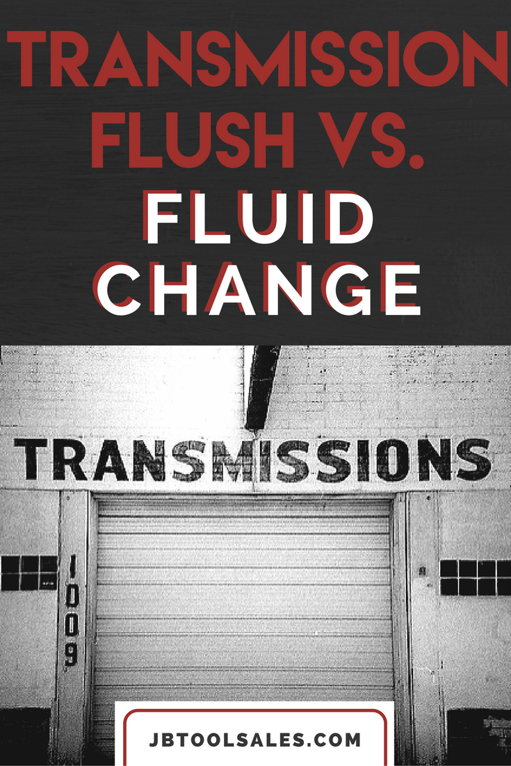 manual transmission oil change