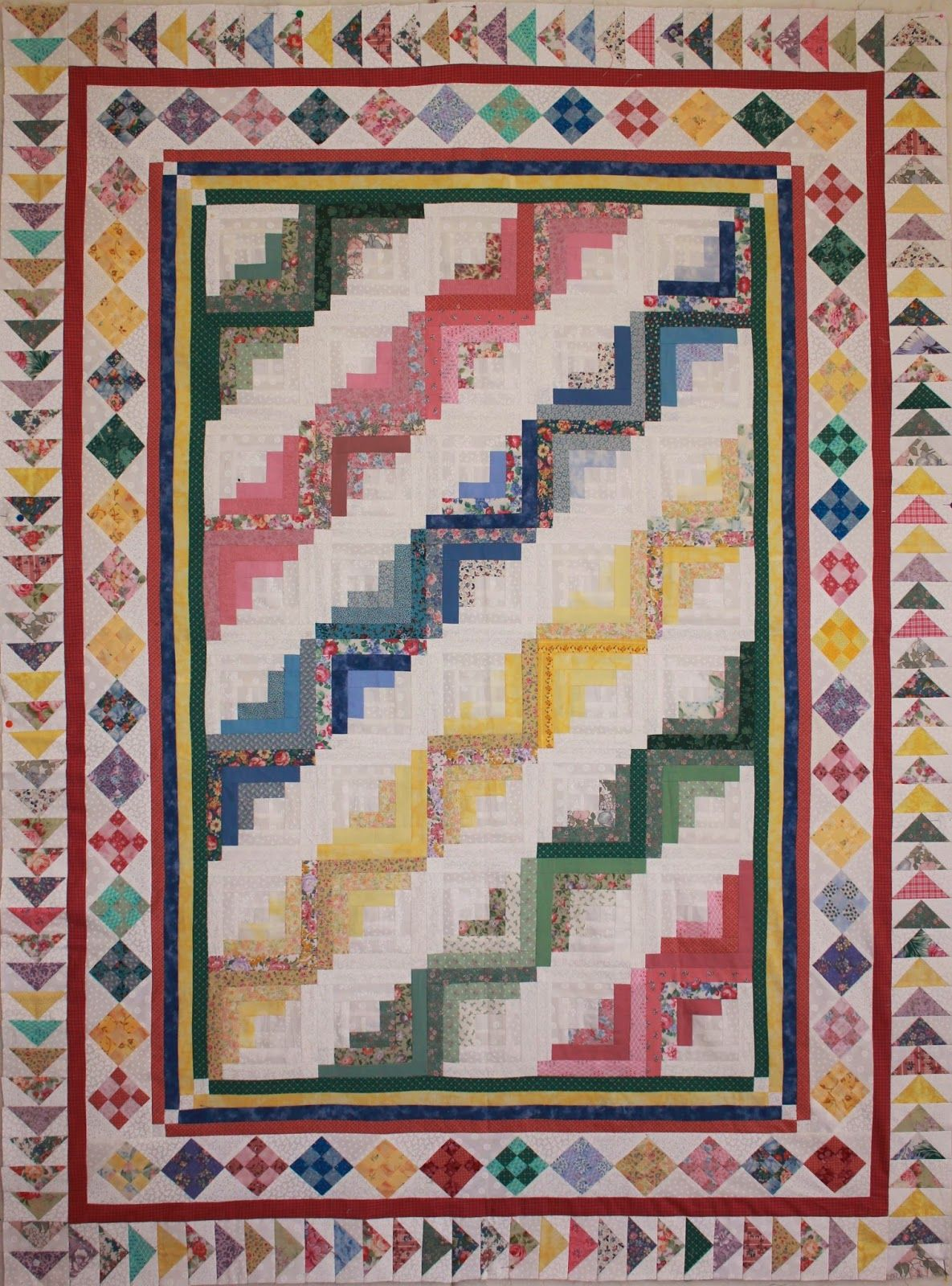 Silly Goose Quilts: Finishes Love the borders she added they ... : silly goose quilt pattern - Adamdwight.com
