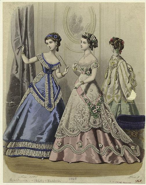 dresses from the 1800's | Recent Photos The Commons Getty Collection Galleries World Map App ...