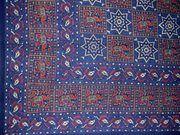 Sanganeer Tapestry Indian Bedspread