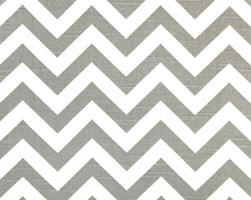 Zig Zag Ash/White Slub modern fabric | New Master Bedroom | Pinterest