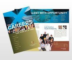 Interimz Is An Interim Management Firm And Employment Agency - Recruitment brochure template