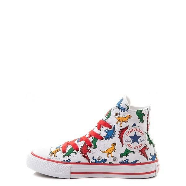 ae0aa4fb8a91 Alternate view of Youth Converse Chuck Taylor All Star Dinos Hi Sneaker