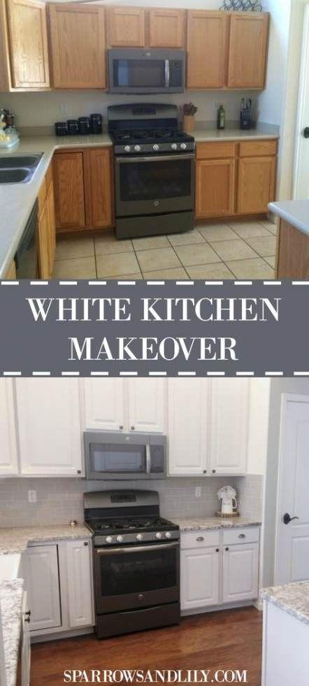 Best Kitchen Cabinets Makeover Gray Grey 63+ Ideas ...