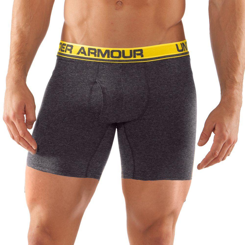 Men's UA Touch Boxerjock® Boxer Briefs Bottoms by Under Armour