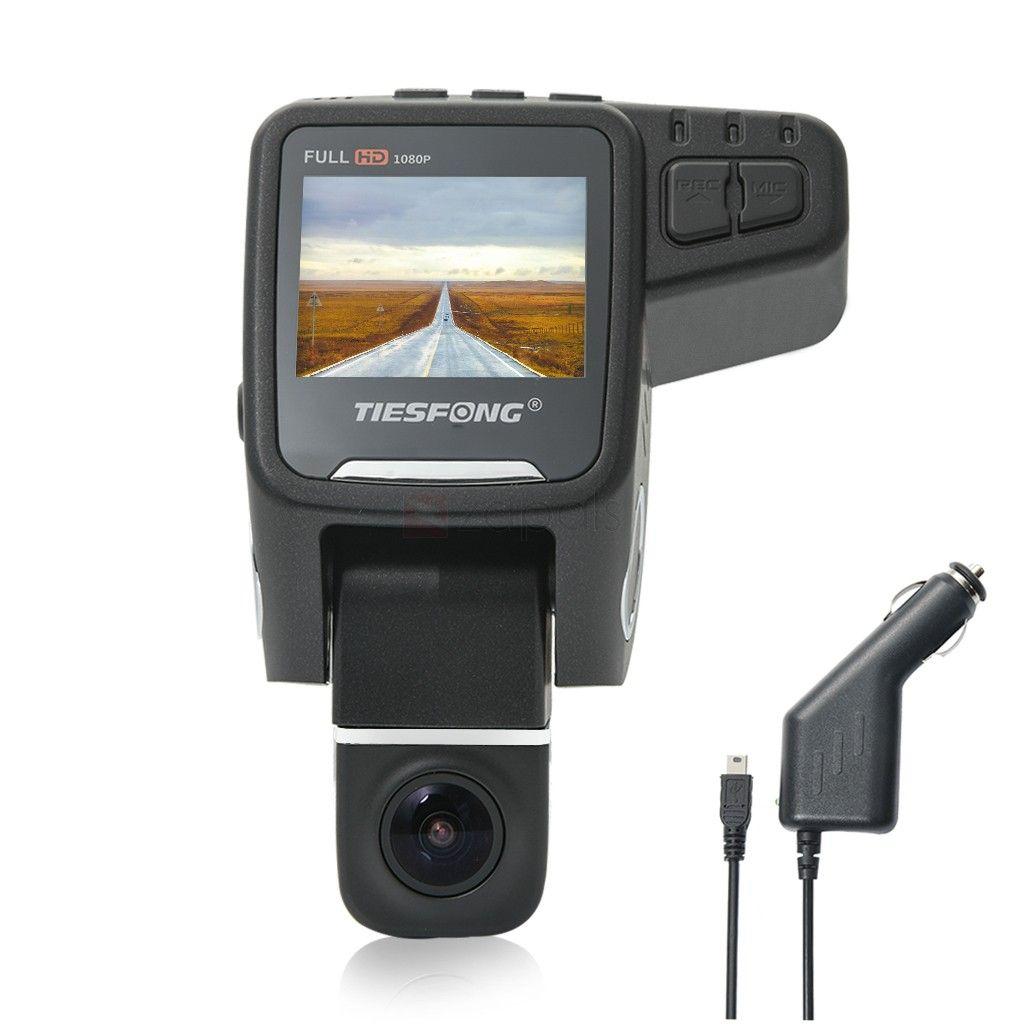 Tiesfong Car DVR Camera C10s Car Video Recorder Dash cam