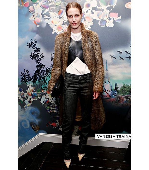 WHO: Vanessa Traina, stylist