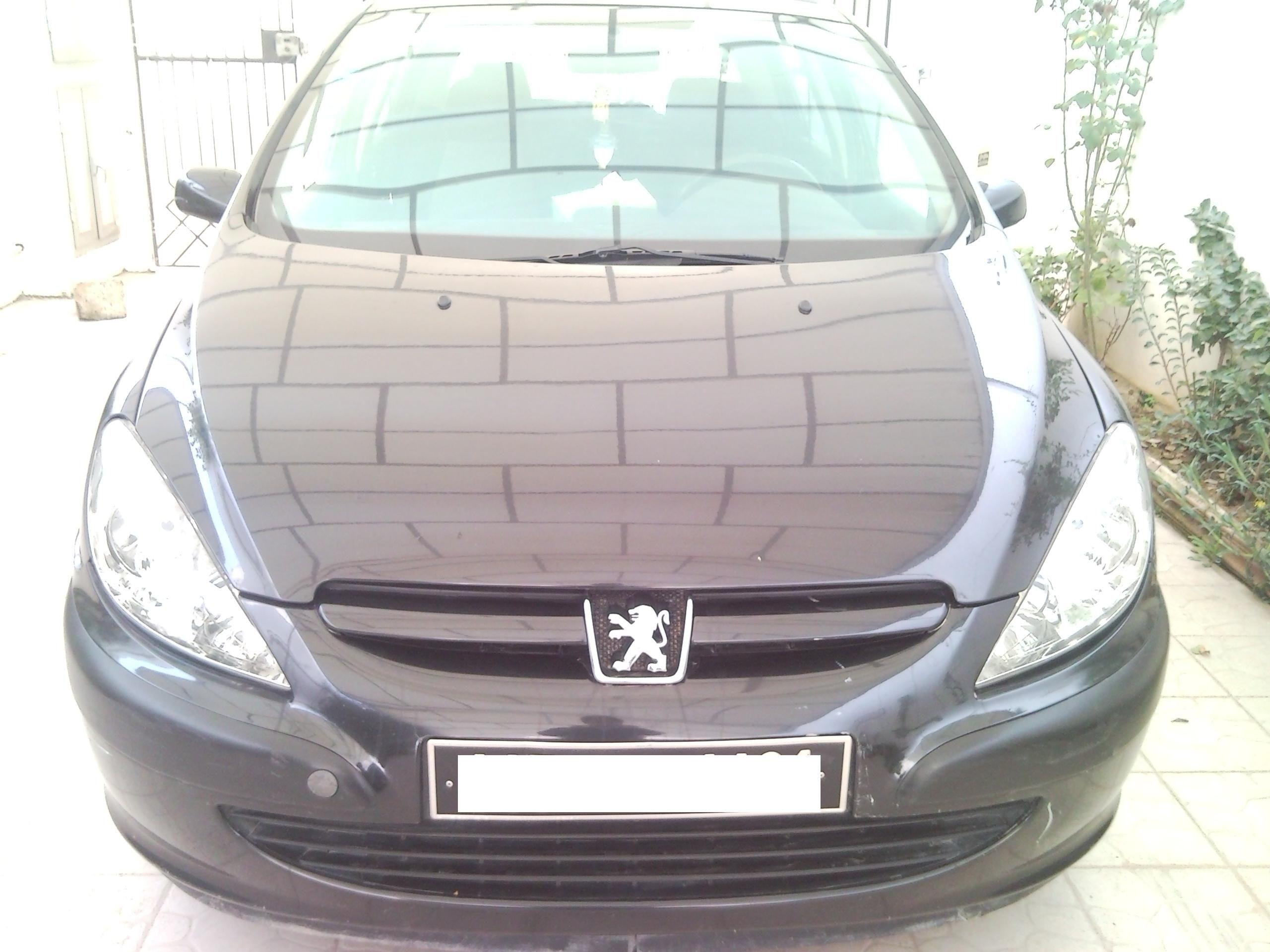 Annonce De Vente De Voiture Occasion En Tunisie Peugeot 307 Ariana Car Vehicles