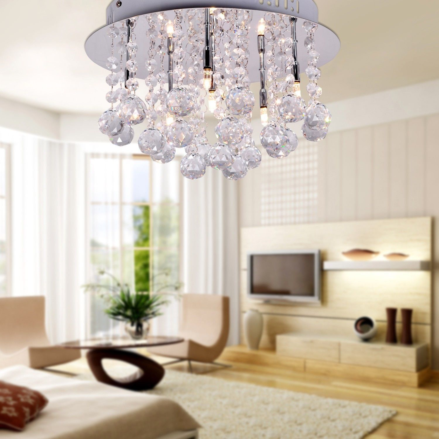 How To Find The Perfect Crystal Chandelier Pendant Ceiling Lamp Ceiling Pendant Lights Round Ceiling Light