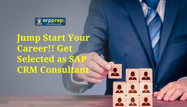 opportunities career sap crm