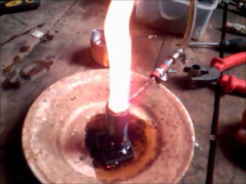 Como Hacer Una Estufa De Aceite Usado Inventos Caseros