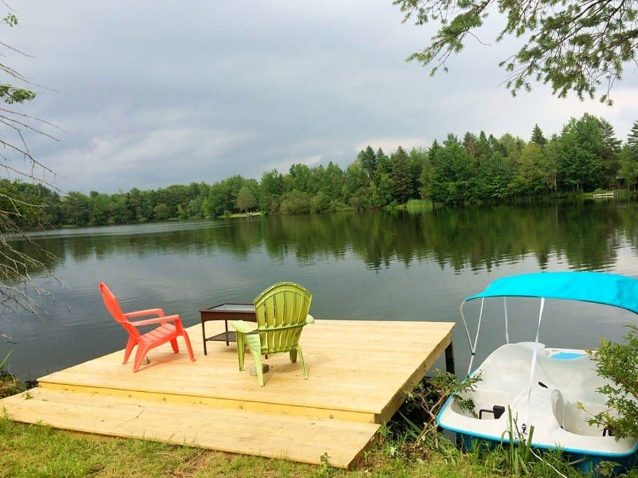 Check Out This Awesome Listing On Airbnb Contempo Lake