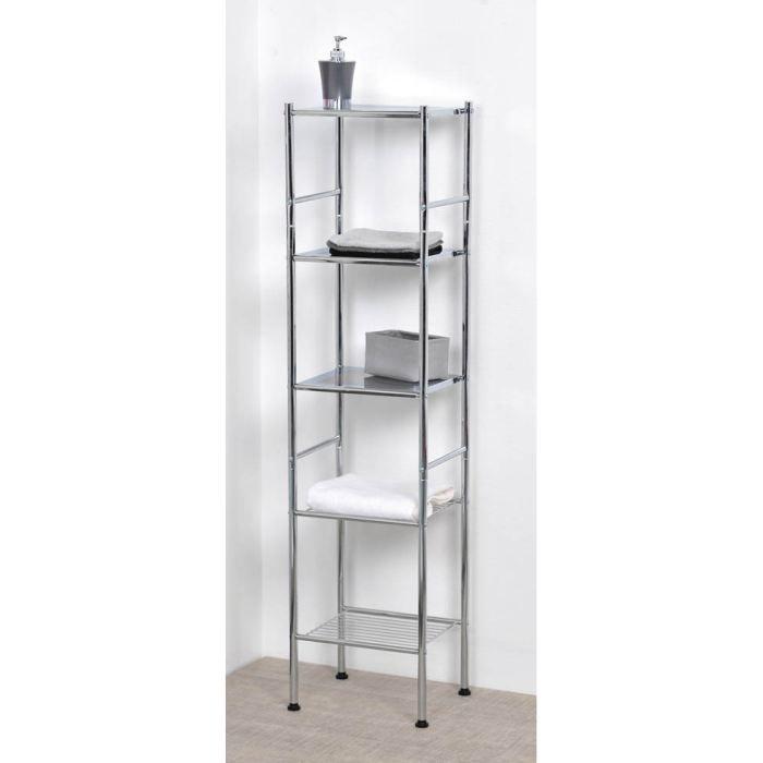 colonne metal chrome jules moulet pinterest colonne salle de bain sdb et armoires. Black Bedroom Furniture Sets. Home Design Ideas