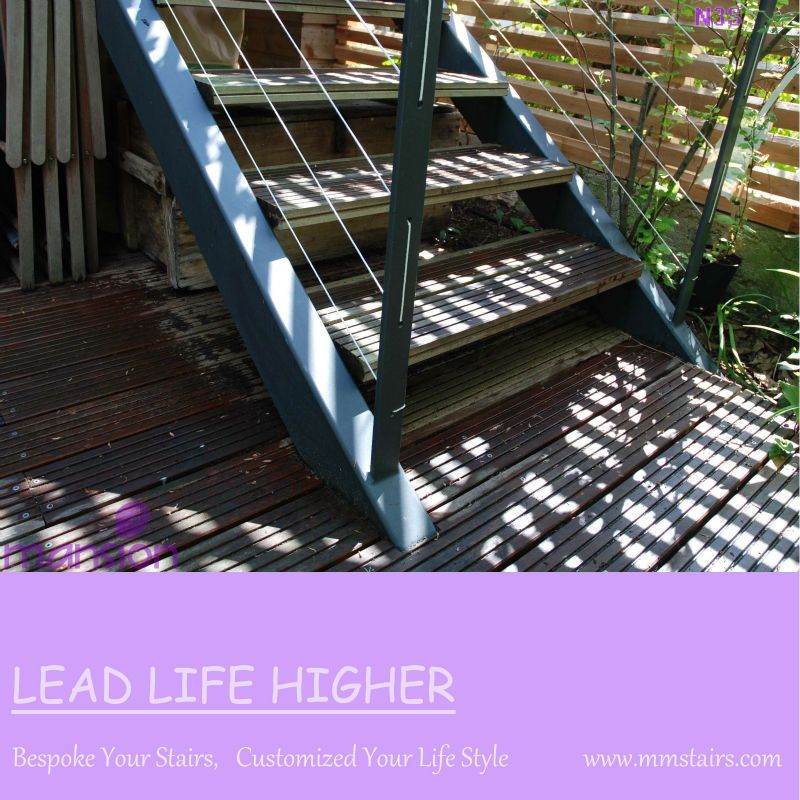 outdoor steel stairs google search curb appeal stairs