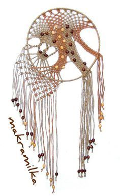Macrame Tree Of Life Pattern Makramilka More Macrame