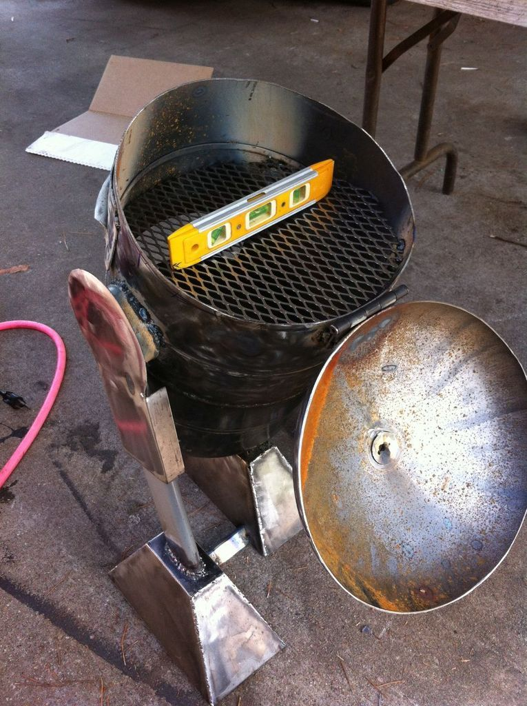 R2D2 Charcoal Grill ( ChaR2D2) Charcoal grill, Grilling