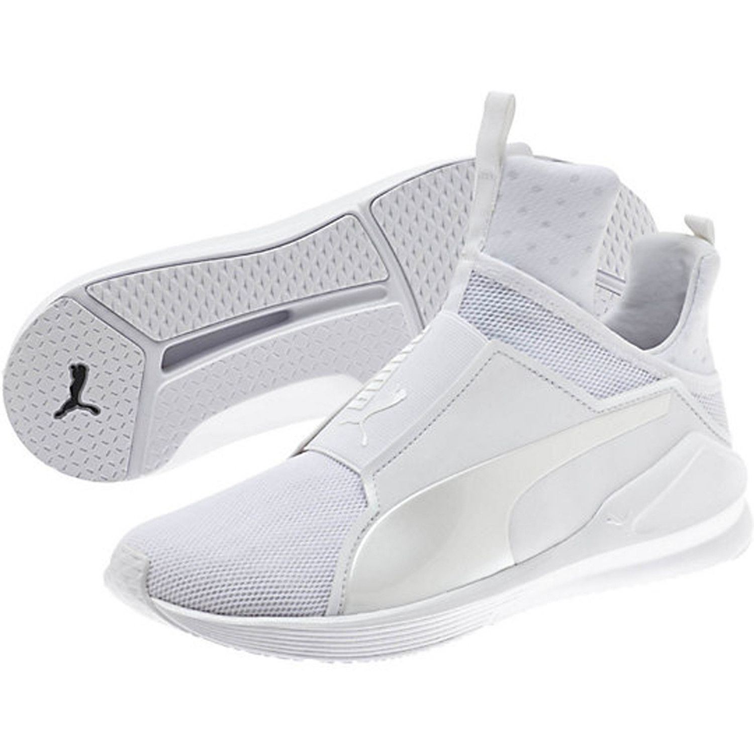 PUMA Fierce Core Men White/White (19029202) sport