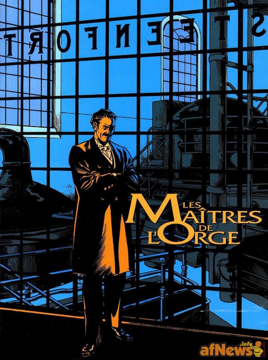 Les Maîtres de l'orge - http://www.afnews.info/wordpress/2015/07/08/les-maitres-de-lorge/