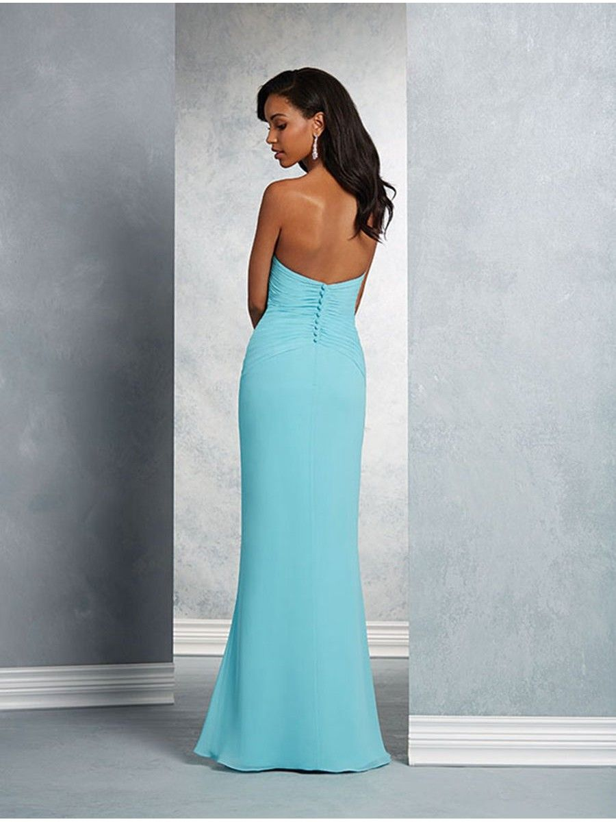 Enchanting Lazaro Bridesmaids Dresses Composition - All Wedding ...