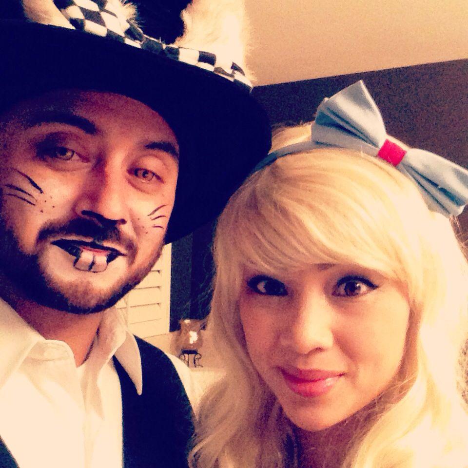 March Hare & Alice