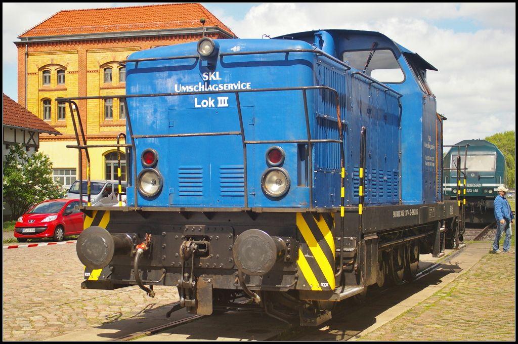 SKL Lok III / 345 137-4