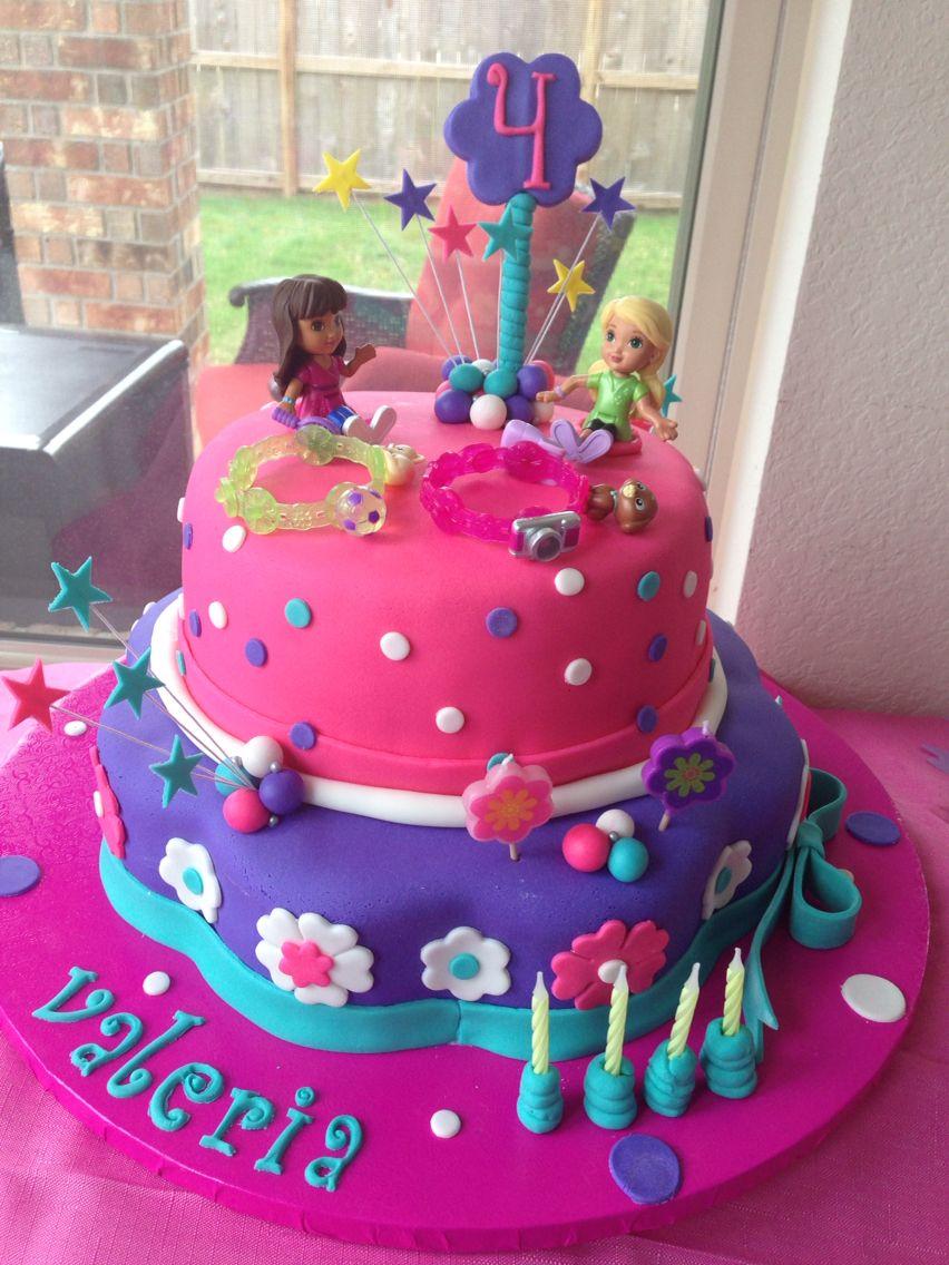 Dora Friends Birthday Cake Dora and Friends Birthday Party