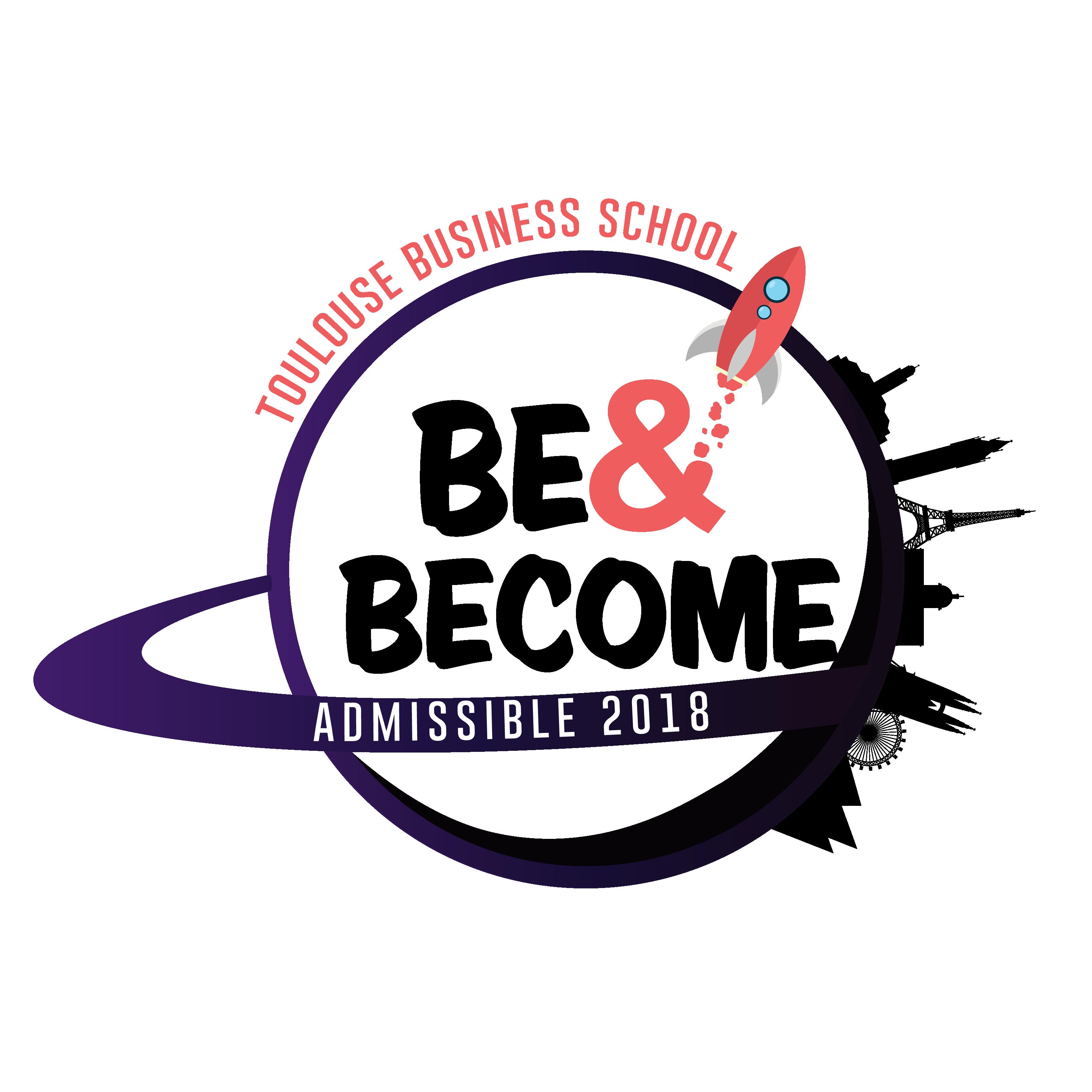 Logo pour Tshirt des admissibles 2018