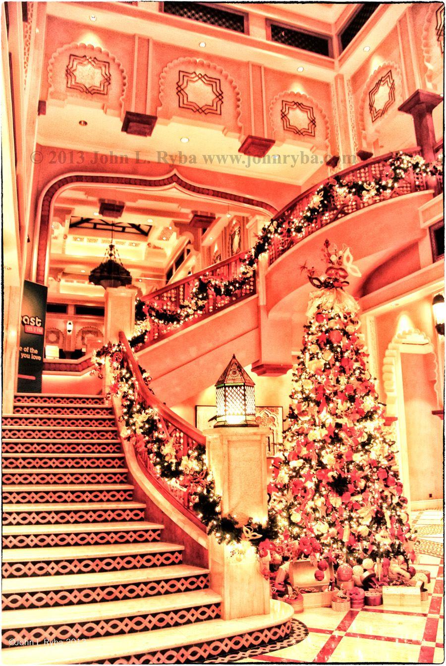 John L Ryba Travel Photography Christmas Abroad Christmas Worldwide Dubai Travel