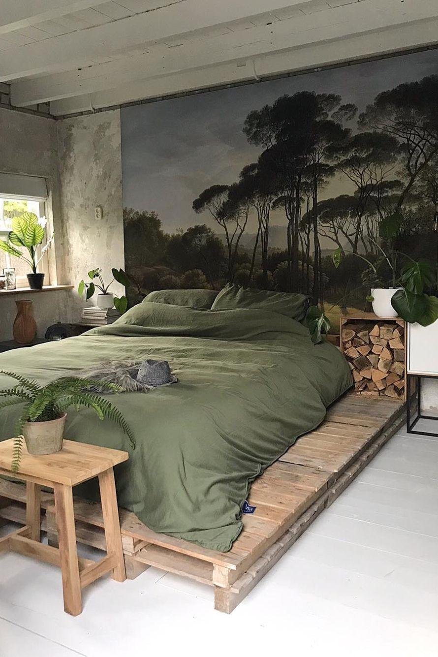 Bohemian style decor  Bohemian bedroom design, Bedroom design