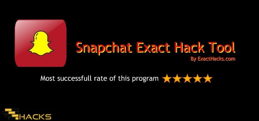Snapchat Exact Hack Tool 2020 With Images Tool Hacks Snapchat