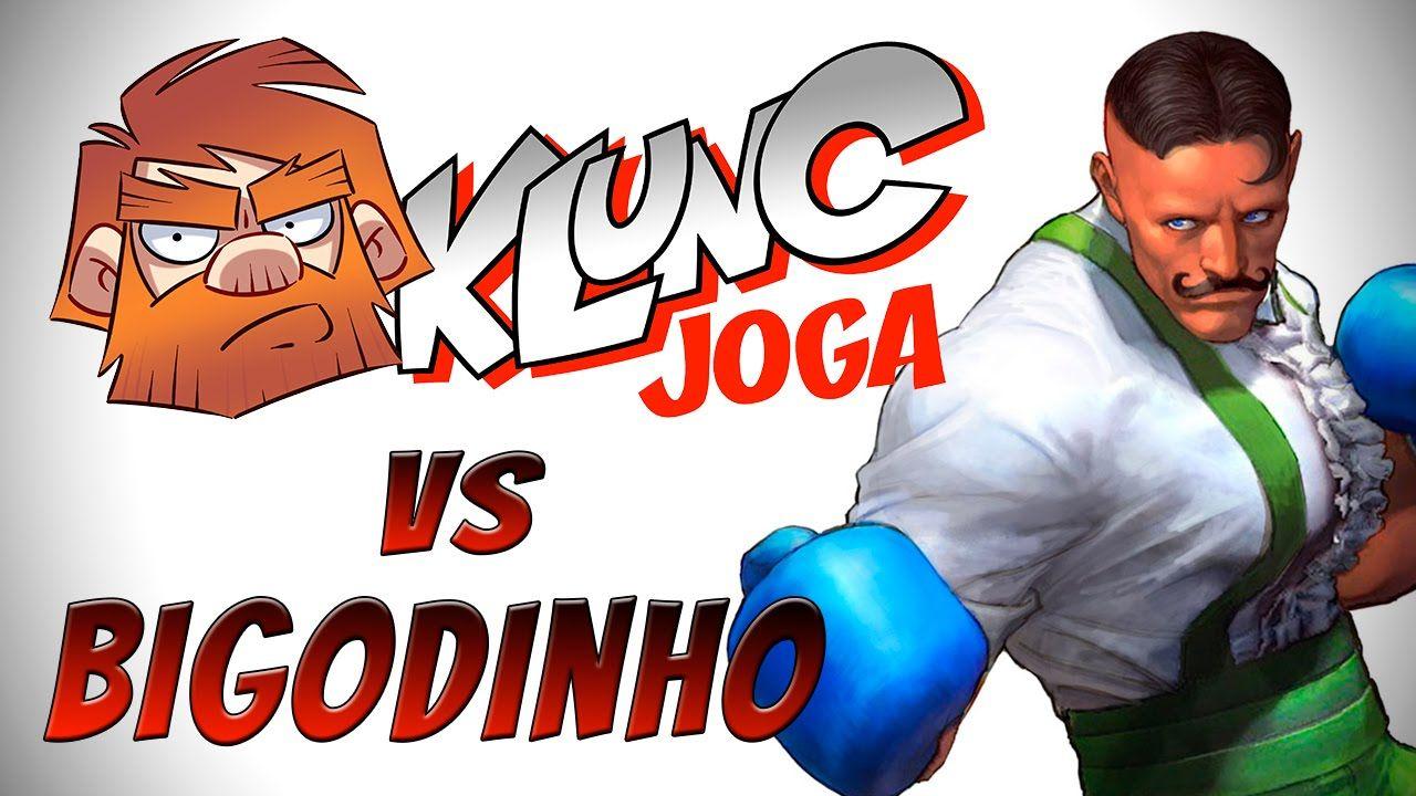 KLUNC JOGA #07 - KLUNC VS BIGODINHO!