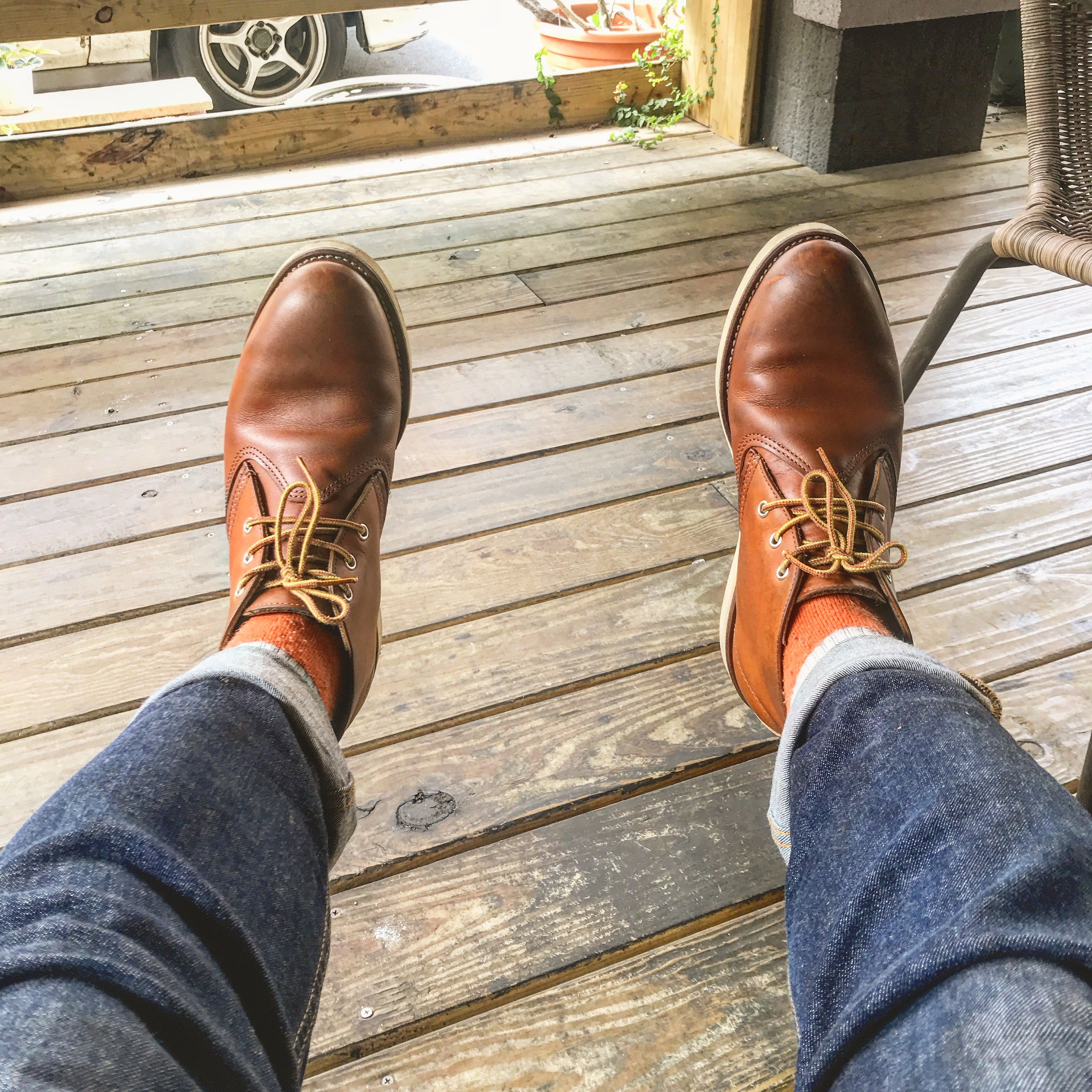 eaecd4c31c6 Red Wing Work Chukkas 3140 Oro-iginal | My boot collection in 2019 ...