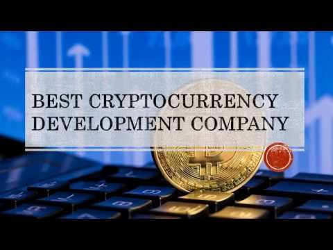 Top ten cryptocurrency companies