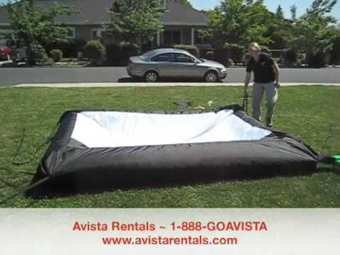 Outside Movie Projector And Screen Rentals