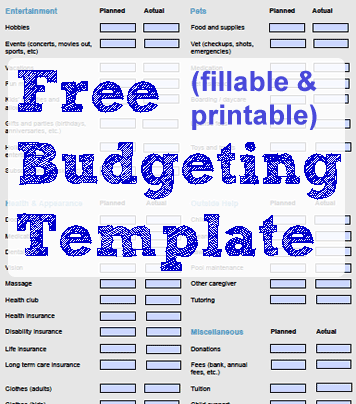 Zero Based Budgeting Forms Make Budgeting Easier  Budget Forms