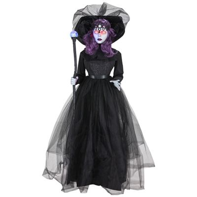 Life-size Black Countess Halloween props to buy? Pinterest - life size halloween decorations