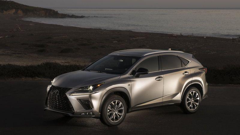2021 Lexus Nx 300 And Nx 300h Get Small Updates In 2020 Lexus Suv Lexus Suv