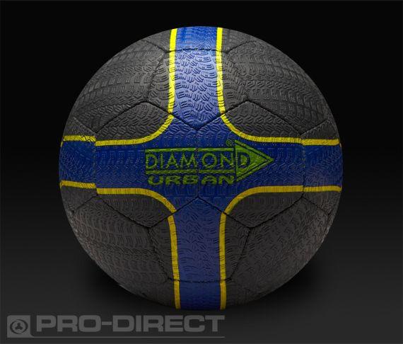 1afc492cba9 Diamond Urban Football Ball -Black