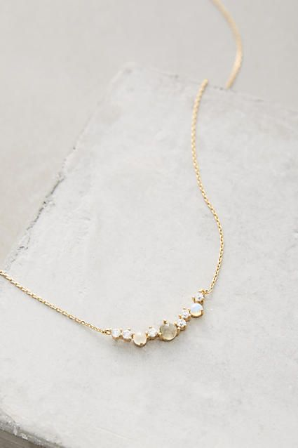 Seaside Ombre Necklace - anthropologie.com                                                                                                                                                                                 More