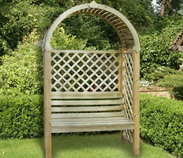 The Helios Garden Arbour
