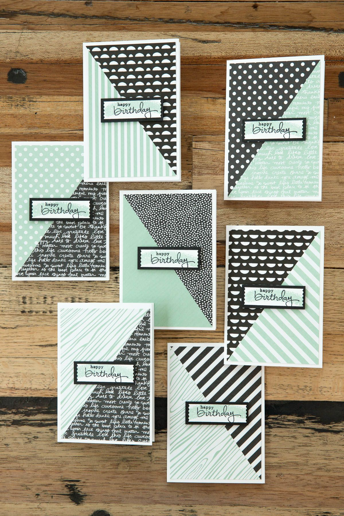 Super Simple Cards So Shelli Blog Simple birthday cards