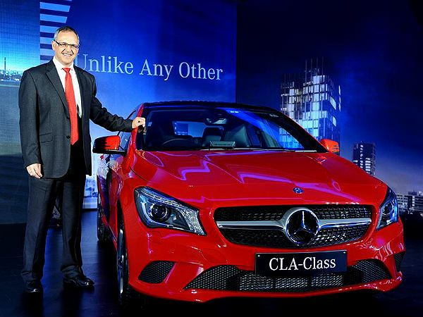 Mercedes Benz Cla Class Launched Price Specs Features More