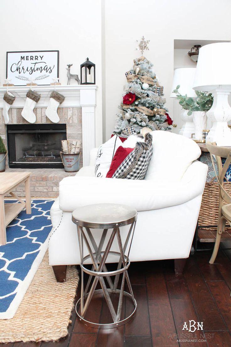 Christmas Home Tour with Kirklands - A Gorgeous Classic Home Tour