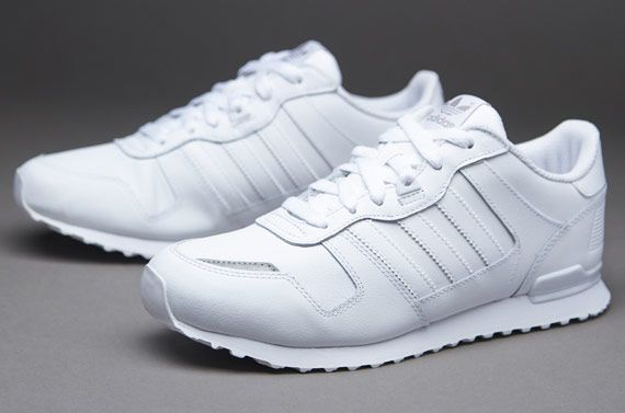 adidas zx 700 all white