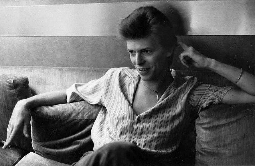 David Bowie 1977 David Bowie Starman Bowie Starman David Bowie