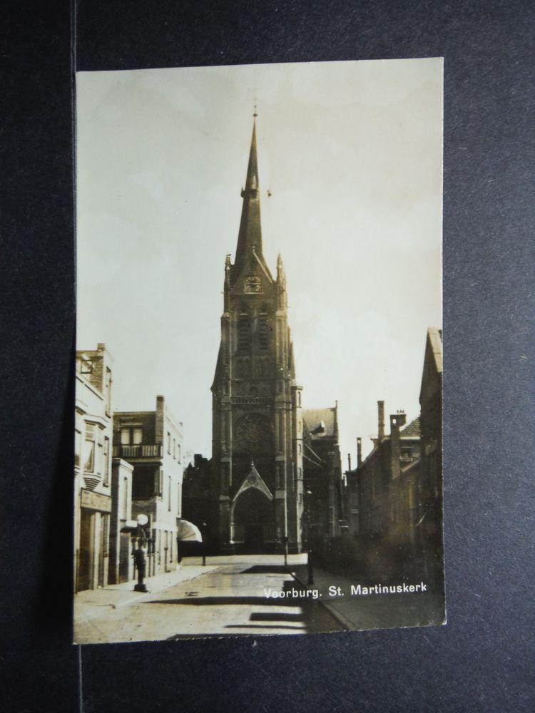 #7891. Netherlands. Voorburg. St. Martinuskerk, Church. Kirche Iglesia église