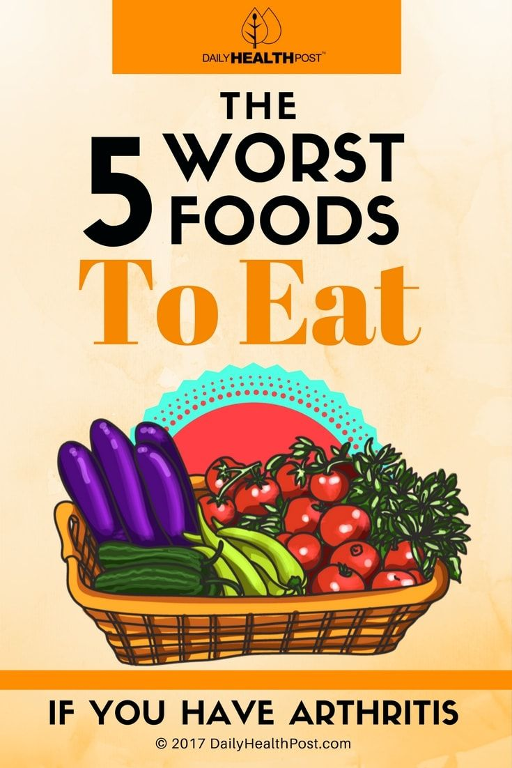 Foods to include and avoid in arthritis pics