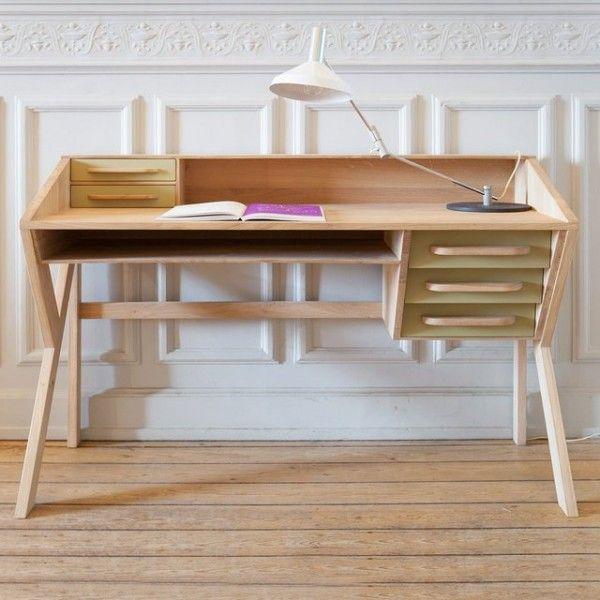 Unique Home Office Desks Solid Wood Office Desk Office Desk