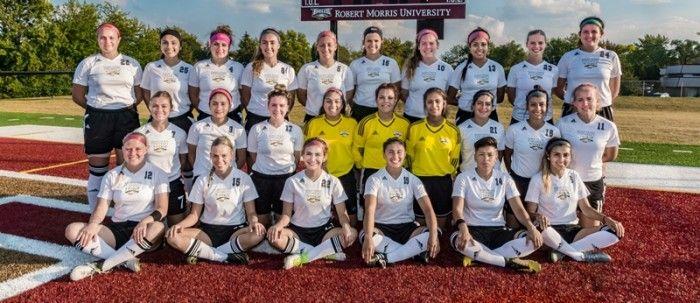 Robert Morris University Athletic - 2017 Women's Soccer ...
