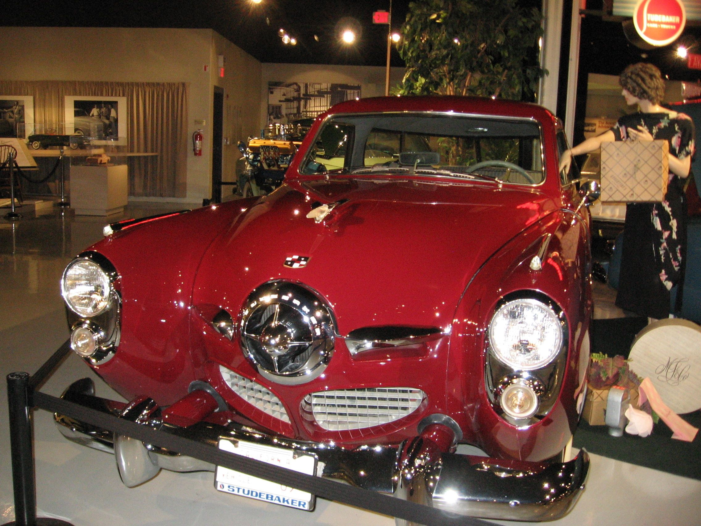 Studebaker Museum, South Bend, Indiana Classic cars